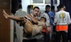 Gazze Şeridi'ne 60'dan Fazla Füze Ve Bomba
