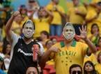 Brezilya 0 - 3 Hollanda Karşılaşmasından Kareler