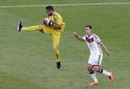 Almanya Arjantin 2014 Dünya Kupası Final Maçından Muhteşem Görüntüler