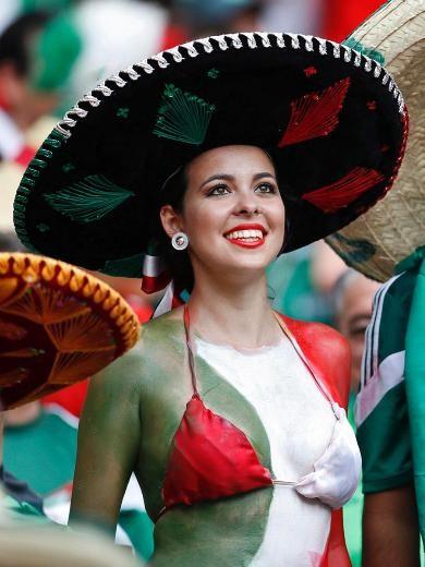 фото мексиканки