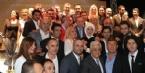 AK Parti İftarında Yıldız Yağmuru