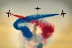 Gösteri Uçakları Nefes Kesiyor