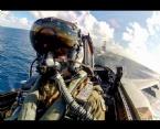 Savaş Uçaklarının Kokpitinden Kareler