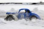 Karlı Ve Buzlu Yollarda Sürüş Keyfi