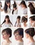 BAĞLAMA - Saç Bandı ve Fuları Bağlama Modelleri