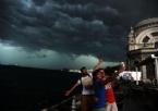 İstanbul tufanı'ndan kareler