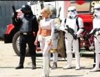 Star Wars Temalı Arabalar