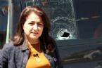 AK Partili Vekile Taşlı Saldırı