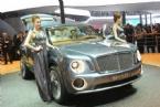 Bentley'in SUV Modeli Büyüledi