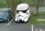 Star Wars Temalı Jeep