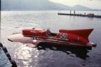 İşte yüzen Ferrari