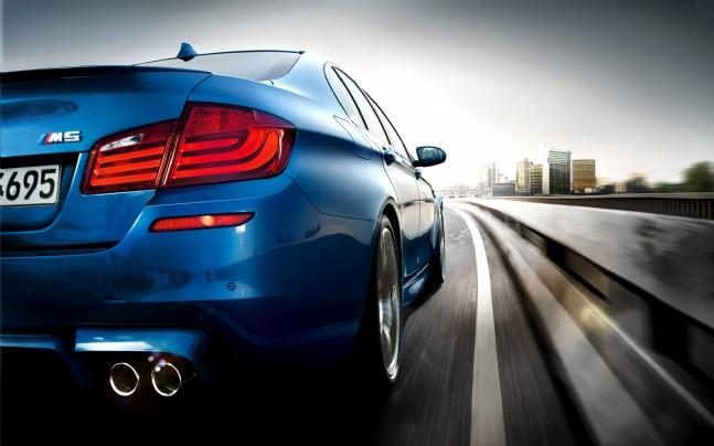 BMW M5 Dünden Bugüne