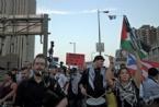 ABD'de Gazze'yle dayanışma yürüyüşü