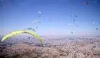 YAMAÇ PARAŞÜTÜ - Uluslararası Ali Dağı Yamaç Paraşütü Yarışması