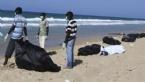 AFRİKALI - Libya'da Denizden Ceset Topladılar
