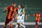 Bursaspor-Galatasaray: 0-2 Maçtan Fotoğraflar