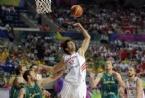 BASKETBOL TAKIMI - Türkiye Avustralya: 65-64 Basketbol Maçından Fotoğraflar
