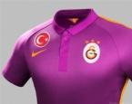 ŞAMPIYONLAR LIGI - Galatasaray'dan Şampiyonlar Ligi'ne Özel Yeni Forma