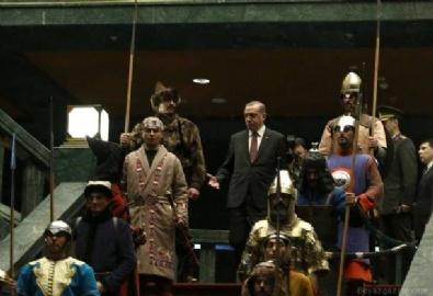 ANKARA BÜYÜKŞEHİR BELEDİYESİ - Cumhurbaşkanlığı Sarayı'nda Bir İlk