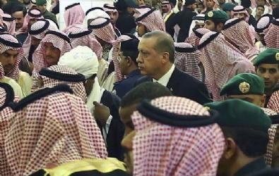 Kral Abdullah'ın Cenazesi Defnedildi