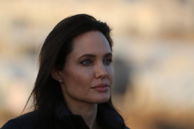Angelina Jolie Yezidileri Ziyaret Etti
