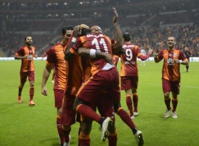 Galatasaray - Ç.Rizespor Karşılaşmasından En Güzel Kareler...
