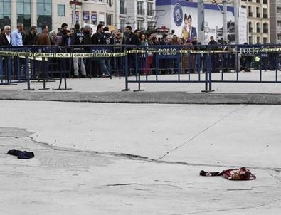 Taksimde Polise Silahlı Saldırı