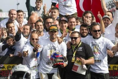Kenan Sofuoğlu 4. kez şampiyon