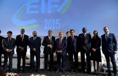 8. Uluslararası Enerji Kongresi Ve Fuarı Ankara'da Gerçekleştirildi