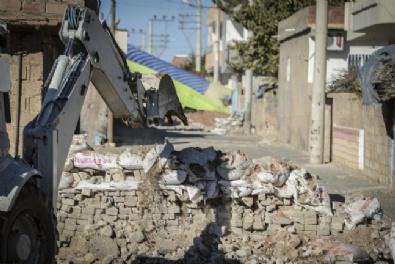 Nusaybin'de PKK'lı teröristlere yönelik nefes kesen operasyon