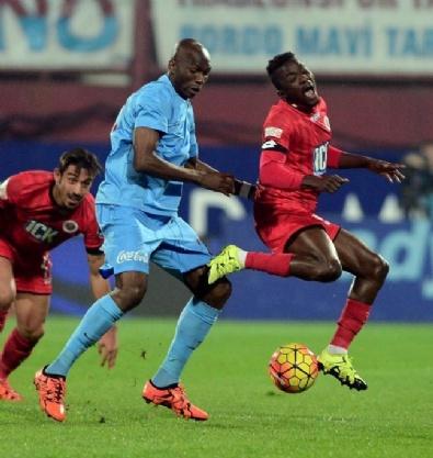 Trabzonspor - G. Birliği