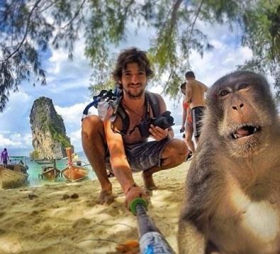 En İlginç Selfieler