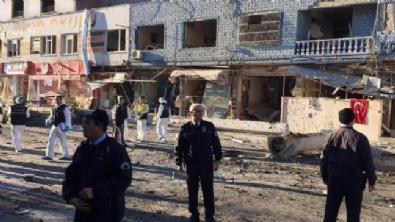 TERÖR SALDIRISI - Polis Merkezine Bombalı Saldırı