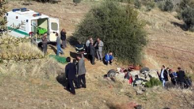 Aydın'da Katliam Gibi Kaza