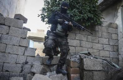 Nusaybinde Terör Operasyonu