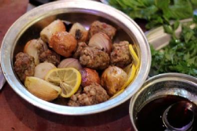 Gaziantep'te Sonbaharın Vazgeçilmezi Soğan Kebabı