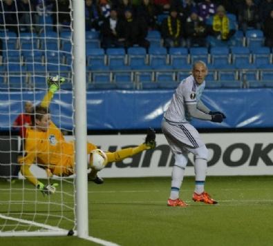 NORVEÇ - Molde-Fenerbahçe Maçından Fotoğraflar