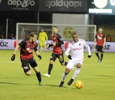 Eskişehirspor'un Yüzü 10 Maç Sonra Güldü