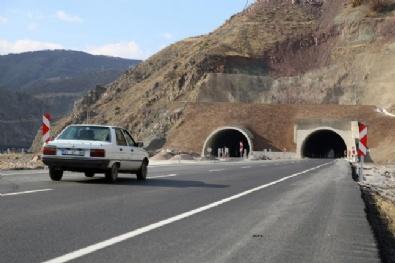 Mutu Tünelleri Ulaşıma Açıldı