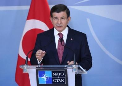 Davutoğlu-Stoltenberg Ortak Basın Toplantısı