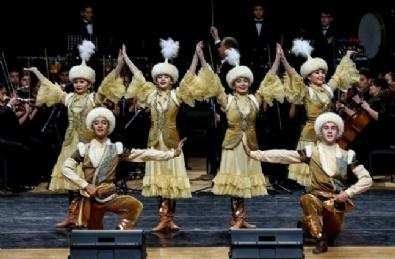 BAĞIMSIZLIK GÜNÜ - Kazakistan Bağımsızlık Günü Kutlandı
