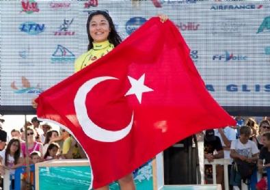 RÜZGAR SÖRFÜ - Rüzgar Sörfünde Uluslararası Başarı