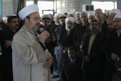 DİYANET İŞLERİ BAŞKANI - HDP'liler Ölen Çocukların Cenazesine Gelmedi