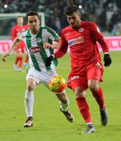 ANTALYASPOR - Torku Konyaspor-Antalyaspor