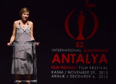 ELIF DAĞDEVIREN - 52. Uluslararası Antalya Film Festivali