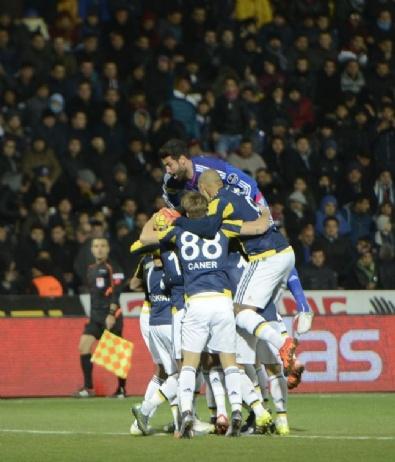 Fotoğraflarla Gaziantepspor- Fenerbahçe Karşılaşması