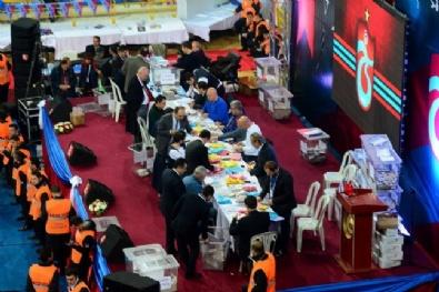 HEKIMOĞLU - Trabzonspor Kulübünün Kongresi
