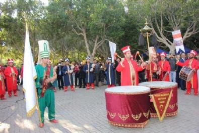 MENDERES TÜREL - Antalya Yozgat Tanıtım Günleri fuarı açıldı
