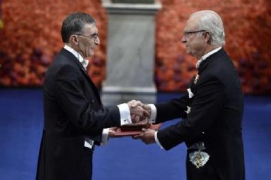 Aziz Sancar Nobel Ödülünü Aldı