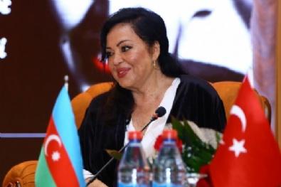 TÜRKAN ŞORAY - Türkan Şoraya Haydar Aliyev Madalyası